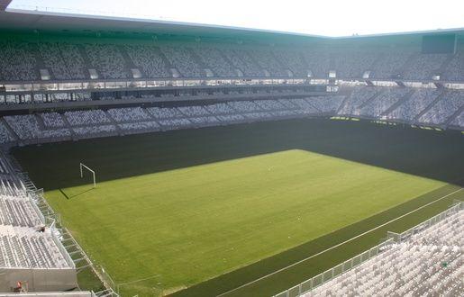 Feu vert de la Commission de sécurité pour le Nouveau Stade