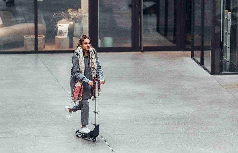 Nord: Deux Valenciennoises ont inventé Simone, la trottinette la plus compacte au monde