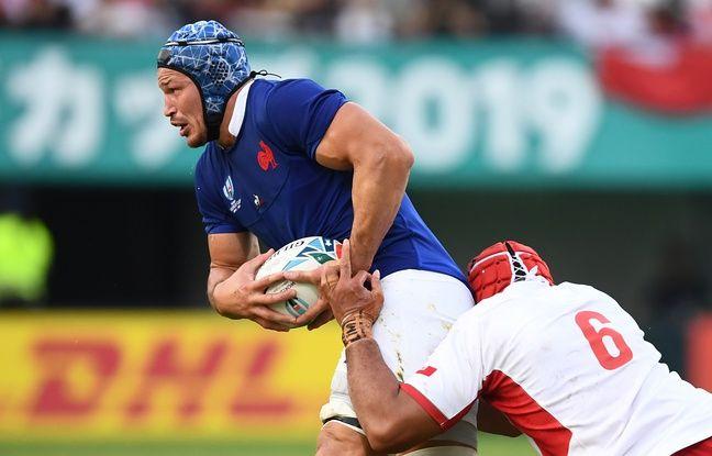 Coupe du monde de rugby 2019 : «Je s'appelle Groot», la réponse totalement lunaire de Lauret face à la presse