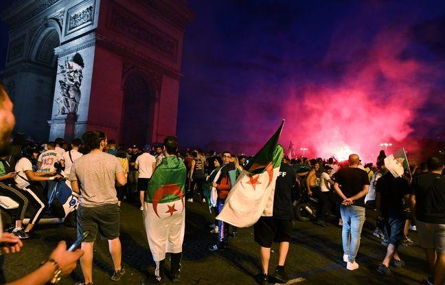 Paris: Un dispositif de police renforcé sur les Champs-Elysées en vue de la finale de la CAN