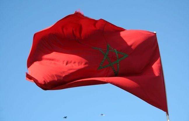 648x415 drapeau maroc illustration