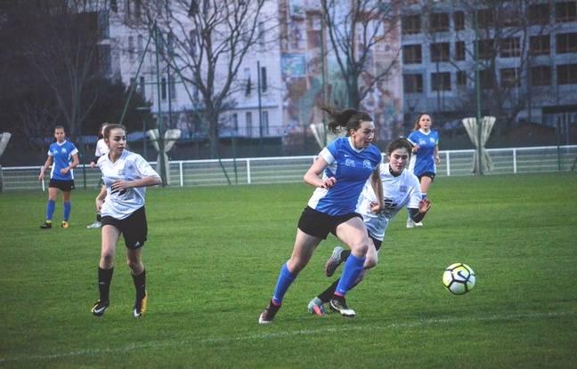 Amélie Delabre, internationale U20 et aujourd'hui attaquante du FC Metz (D1), est l'une des belles réussites du pôle espoirs de Vaulx-en-Velin.