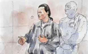 Tony Meilhon n'a pas hésité à sourire et provoquer, modifiant au besoin sa version des faits, mardi, devant la cour d'assises de Loire-Atlantique, à l'écoute des rapports des médecins-légistes sur la mort de de Laetitia Perrais, 18 ans, qu'il est accusé d'avoir tuée et démembrée en janvier 2011.