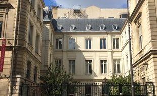 Le siège historique du PS, rue de Solférino à Paris