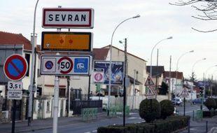 La ville de Sevran en Seine Saint-Denis