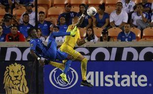 Le gardien de Curaçao est le héros du match (avec le buteur).