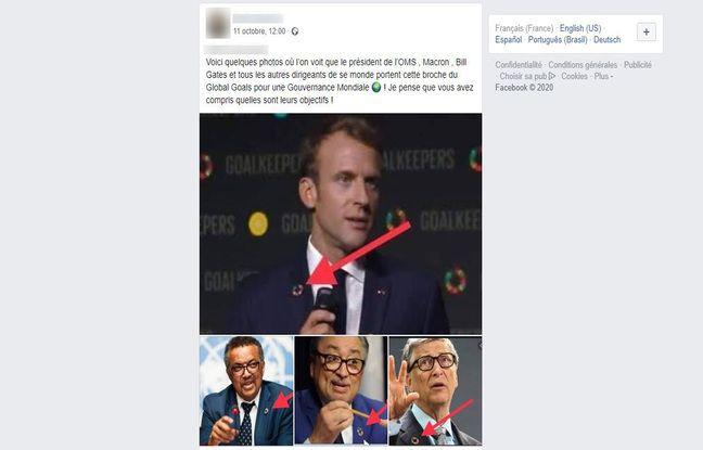 Ce post a été partagé par plusieurs internautes sur Facebook et Twitter.