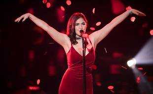 Miruna Manescu, du groupe Timebelle qui représente la Suisse à l'Eurovision 2017.