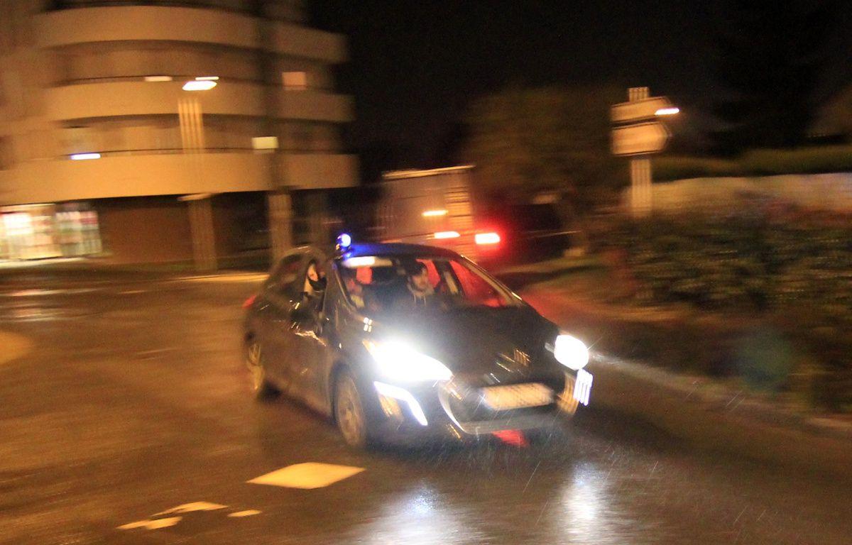 Illustration d'un véhicule de police, ici près de Rennes. – C. Allain / APEI / 20 Minutes