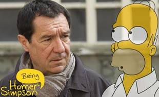 «Being Homer Simpson», un court-métrage d'Arnaud Demanche, ancien des «Gérard».