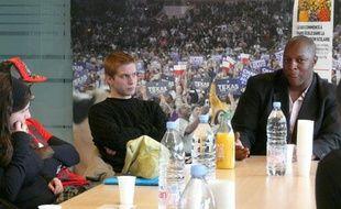 Oxmo Puccino rencontre les internautes de 20minutes.fr