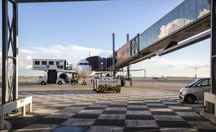 A l'aéroport de Nice, le 30 décembre 2020
