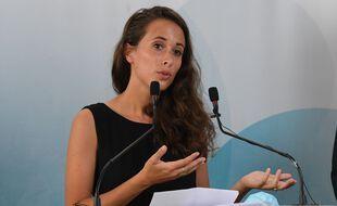 Clémence Guetté est la candidate LFI et NPA aux régionales en Nouvelle Aquitaine.