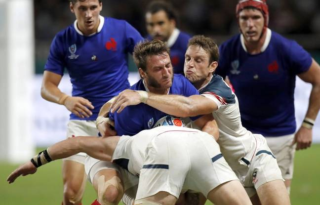 Coupe du monde de rugby: «On n'était pas sereins»... Comment le XV de France a réussi à se faire peur contre les Etats-Unis