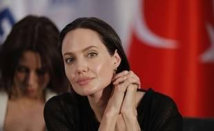 Angelina Jolie le 20 juin 2015