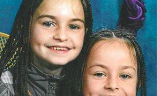 Charline et sa soeur Julie.