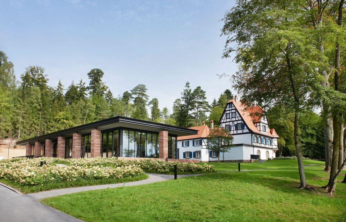 La Villa René Lalique devrait recevoir une deuxième étoile au Guide Michelin – Villa René Lalique / Gilles Pernet
