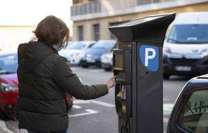 Stationnement à Nice (Illustration)