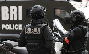Des membres de la Brigade recherche intervention (illustration).
