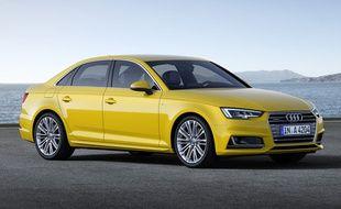 La nouvelle édition 2016 de l'Audi A4