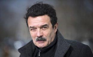 Edwy Plenel, le 8 février 2015 à Paris.