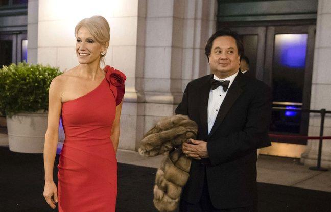 Elle est conseillère de Trump, son mari attaque la «santé mentale» du président américain