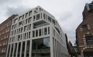 Le Cerisier est un bâtiment neuf construit en plein cœur du Vieux-Lille