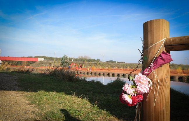 01112016-STR-Sur les lieux de l'accident du TGV à Eckwersheim un an après.