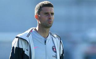 Thiago Motta, qui entraînait l'équipe des moins de 19 ans du PSG, quitte le club.