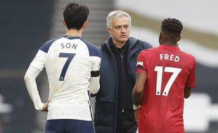 José Mourinho, Son et Fred