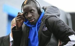 Mamadou Sakho, le 30 novembre 2019 avant Crystal Palace-Burnley.