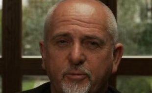 Capture d'écran d'une vidéo de Peter Gabriel