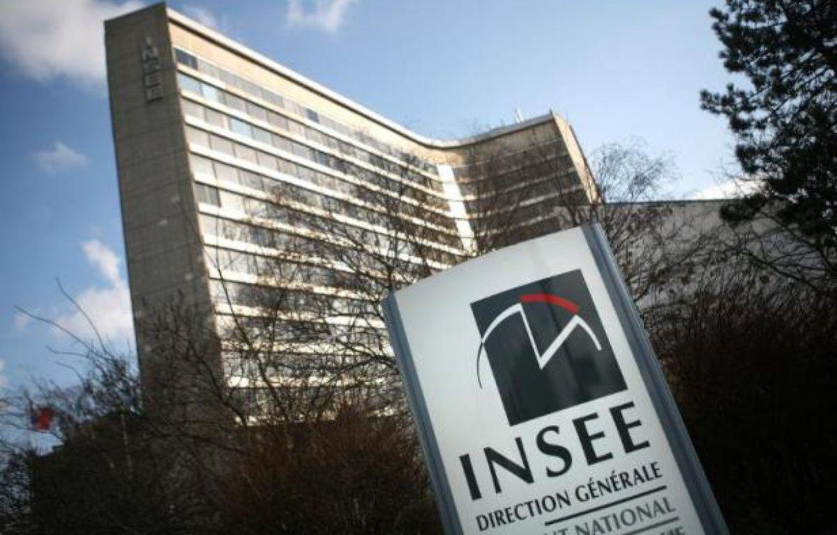 L'entrée de l'Insee à Paris – Loic Venance AFP