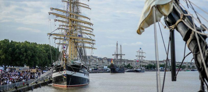 La fête du fleuve se tiendra du 20 au 23 juin sur les quais de Bordeaux.