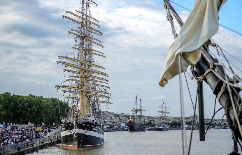 Bordeaux : Ouverture de la billetterie pour la fête du fleuve