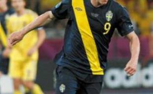 Kim Källström participe avec la Suède à sa troisième phase finale de l'Euro.