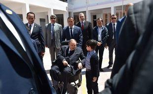 Abdelaziz Bouteflika, actuel président algérien, bénéficie depuis des décennies du soutien de ses proches et d'amis fidèles.