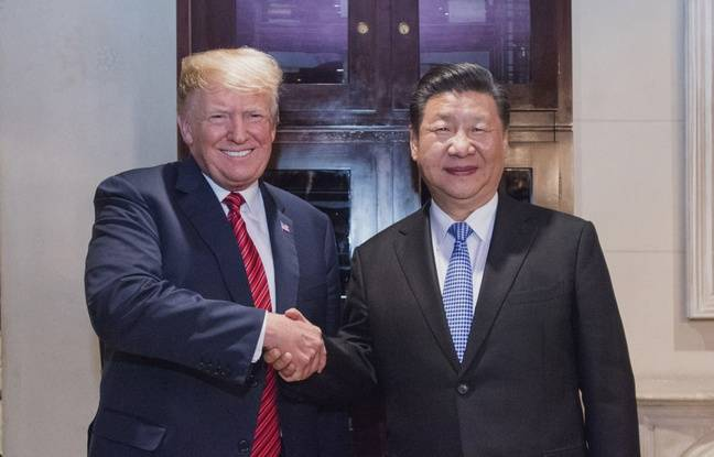 Etats-Unis: Trump salue les progrès dans les négociations commerciales avec Pékin