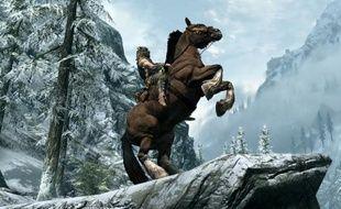 «Skyrim» sera le 5e épisode de la saga Elder Scrolls.