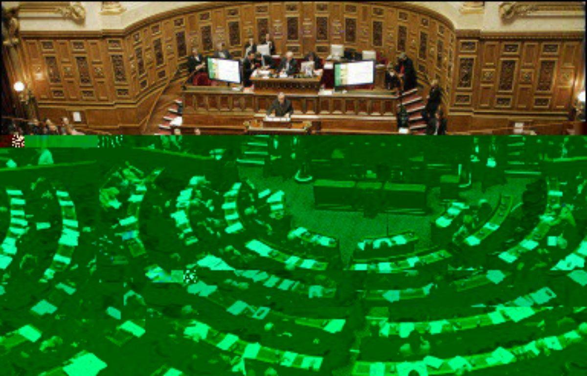 Le Sénat a adopté jeudi en deuxième lecture, avec 11 amendements, le projet de loi sur l'égalité salariale entre les femmes et les hommes, dont une commission mixte paritaire (CMP, 14 députés et sénateurs) devra désormais dégager une version commune aux deux chambres. – Pascal Pavani AFP/Archives