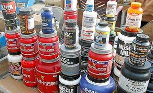 Les compléments alimentaires sont utilisés pour la musculation notamment.