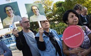 Malgré son acquittement en juillet, l'universitaire Tuna Altinel reste toujours bloqué en Turquie.