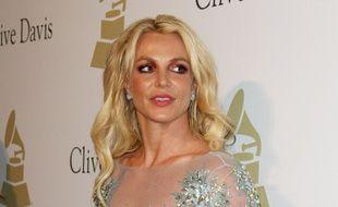 La chanteuse Britney Spears à Los Angeles