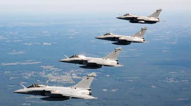 Des raids aériens dans le ciel du sud de la France pour un vaste exercice militaire