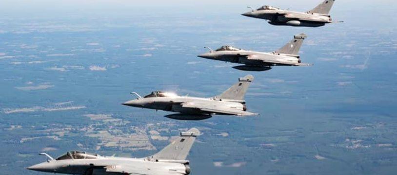 Pendant trois semaines l'exercice Volfa va organiser une trentaine de raids aériens complexes, de jour comme de nuit