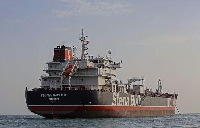 Pétrolier britannique arraisonné: La tension monte entre Londres et Téhéran, qui campent sur leur version des faits