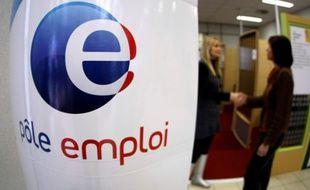 Une agence Pôle emploi située à Nice