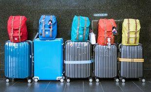 Image d'illustration de départ en vacances.
