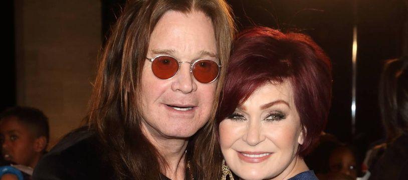 Ozzy et Sharone Osbourne