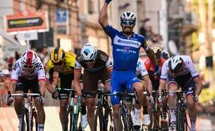 Julian Alaphilippe remporte Milan - San Remo